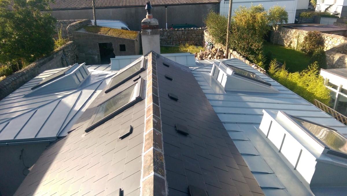 Zinc Roofing Specialist